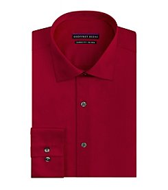 Geoffrey Beene® Men's Classic Fit Spread Collar Dress Shirt