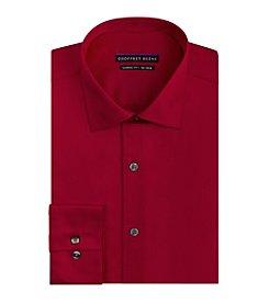 Geoffrey Beene® Men's Classic Fit Spread Collar Dress Shirt