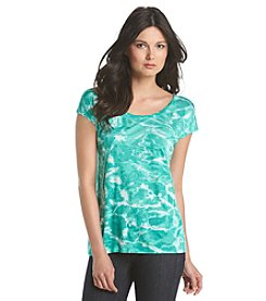 MICHAEL Michael Kors® Pool Print Top