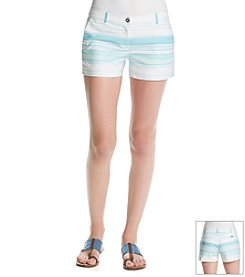 MICHAEL Michael Kors® Striped Mini Short