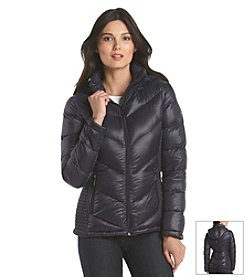 MICHAEL Michael Kors® Ruched Side Packable Jacket