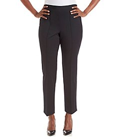 Alfred Dunner® Keep It Modern Slim Ankle Pants