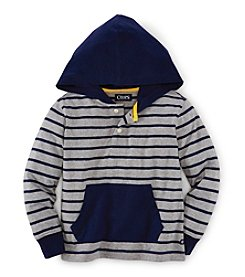 Chaps® Boys' 2T-7 Striped Hoodie
