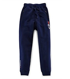 Ralph Lauren Childrenswear Boys' 8-20 Fleece Pants