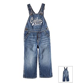 OshKosh B'Gosh® Baby Boys' 6-24M Denim Overalls