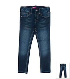 Lee® Girls' 2T-6X Light Stitch Jeans