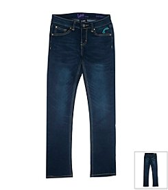 Lee® Girls' 7-16 Shooting Star Pocket Jeans