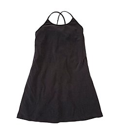 Ralph Lauren Childrenswear Girls' 7-16 Knit Tank Dress