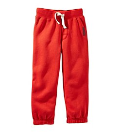 OshKosh B'Gosh® Baby Boys' 6-24M Solid Fleece Pants
