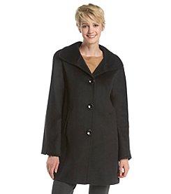 Ellen Tracy® Angora Kimono Coat
