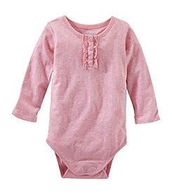 OshKosh B'Gosh® Baby Girls' 6-24M Sparkle Bodysuit