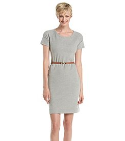 Lennie Short Sleeve Scoop Neck T-Shirt Dress