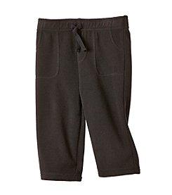 Cuddle Bear® Mix & Match Baby Boys' 3M-2T Solid Microfleece Pants