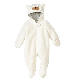 Cuddle Bear® 3-12M Baby Teddy Bear Pram Bodysuit