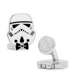 Star Wars™ Men's Stylish Storm Trooper Cufflinks