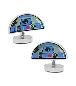 Star Wars™ Men's R2D2 Dome Cufflinks