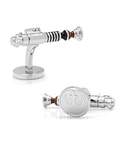 Star Wars™ Men's Luke Skywalker Lightsaber Cufflinks