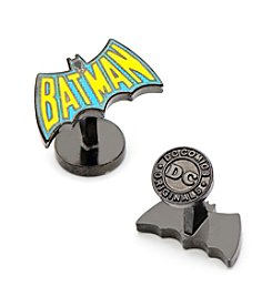DC Comics Men's Vintage Batman Cufflinks