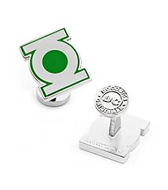 DC Comics Men's Green Lantern Symbol Cufflinks