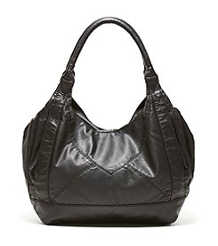 GAL Smooth Washed Satchel