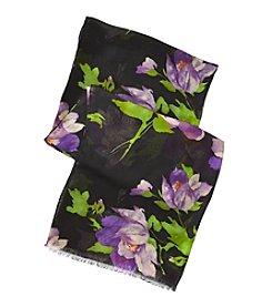 Lauren Ralph Lauren® Ingrid Floral Wrap Scarf