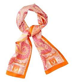 Lauren Ralph Lauren® Sicily Silk Paisley Oblong Scarf