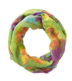Lauren Ralph Lauren® Simone Floral Infinity Loop Scarf