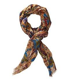 Lauren Ralph Lauren® Lola Oversized Paisley Wrap Scarf