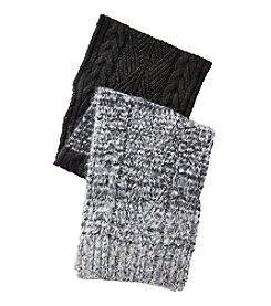 Lauren Ralph Lauren® Mohair Dipped Aran Scarf