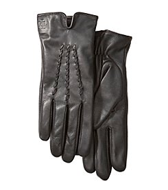 Lauren Ralph Lauren® Whip Stitch Points Gloves
