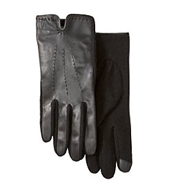 Lauren Ralph Lauren® Color Stitch Hybrid Touch Gloves