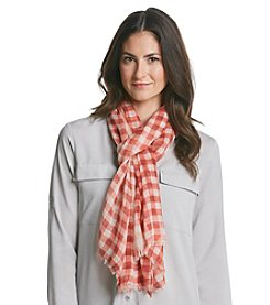 Free Spirit™ Grazed Gingham Scarf