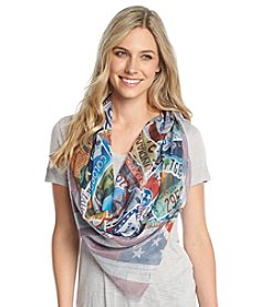Free Spirit ™ USA Map Scarf