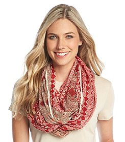 Free Spirit™ Egyptian Loop Scarf