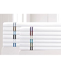 Matisse Hotel Collection 2-Line Dot Microfiber Sheet Set