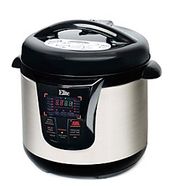 Elite Platinum 8-qt. Digital Pressure Cooker with 13 Functions