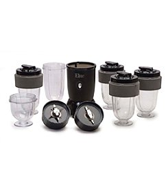 Elite Cuisine 17-Piece Personal Blender