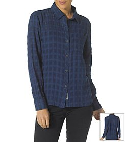 Silver Jeans Co. Plaid Shirt