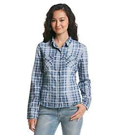 Wallflower® Plaid Shirt