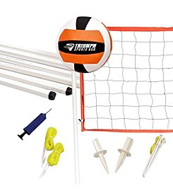 Triumph Sports USA™ Advanced Volleyball Set