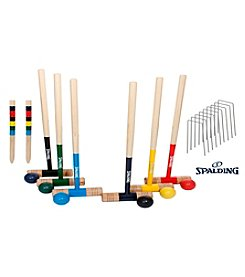 Triumph Sports USA™ Spalding® Premier Croquet Set