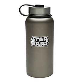Zak Designs® Star Wars™ Episode 4 Text Badge 18-oz. Stainless Steel Double Wall Vacuum Water Bottle