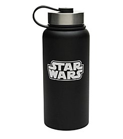 Zak Designs® Star Wars™ Episode 4 Text Badge 32-oz. Stainless Steel Double Wall Vacuum Water Bottle