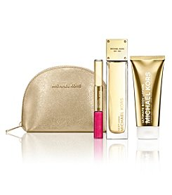 Michael Kors™ Sexy Amber Jet Set Travel Set ( A $245 Value)