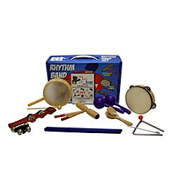 Rhythm Band Bing Bang Boom 10-Player Rhythm Kit - Includes DVD