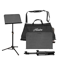 Hamilton Stands The Traveler II Portable Music Stand with Bag