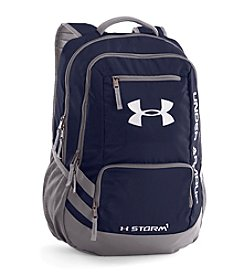 Under Armour® Hustle Midnight Navy Backpack