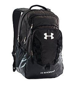 Under Armour® Recruit Black Backpack