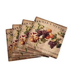 Thirstystone® Abundant Fall Coasters