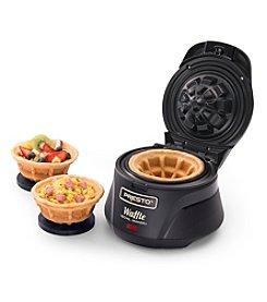 Presto Belgian Waffle Bowl Maker